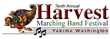 Welcome to the Harvest Marching Band Festival!